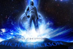 Michael Jackson Wallpapers HD moon statue