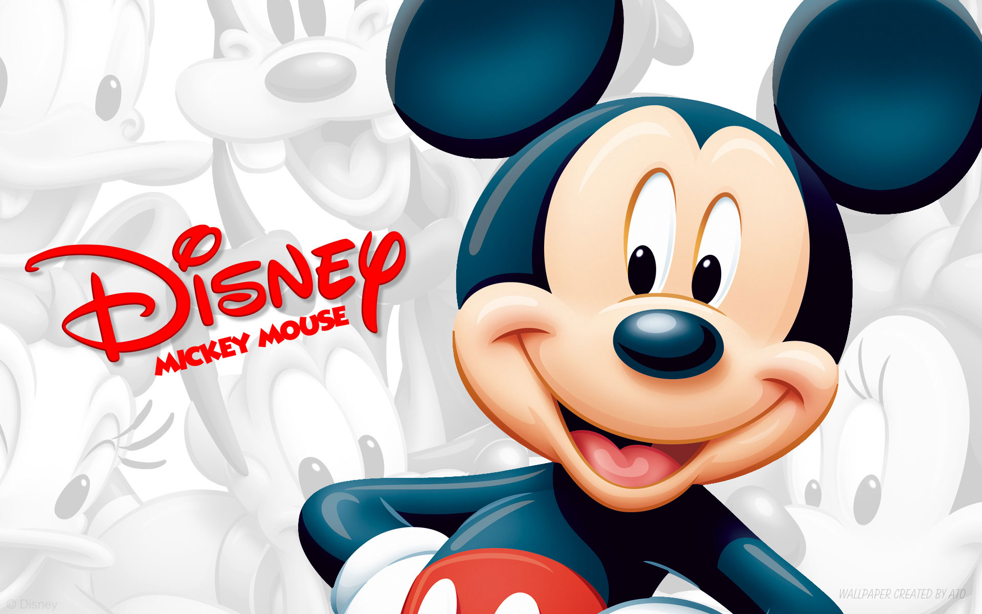 ickey Mouse Wallpapers cartoon