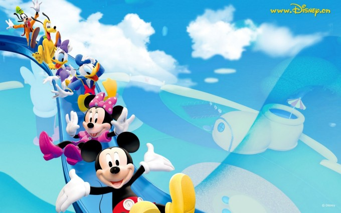 Mickey Mouse Wallpapers family