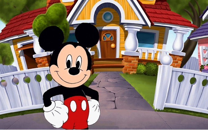 Mickey Mouse Wallpapers home