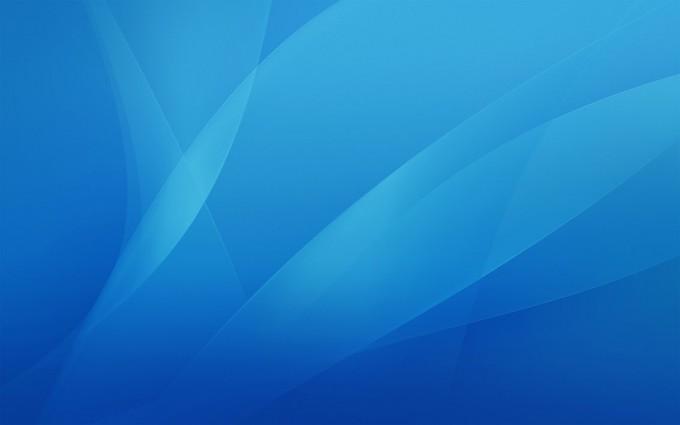 Plain Wallpapers HD blue oval