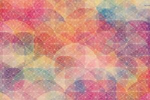 Plain Wallpapers HD rainbow circles