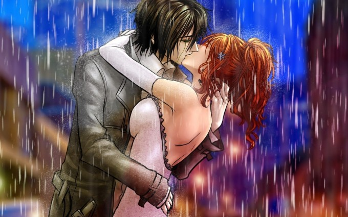 Romantic Wallpapers Kiss HD A2 - Free Romantic Wallpapers, Romantic Couples, Romantic Love Wallpapers, Romantic Kiss Wallpapers, high definition desktop laptop mobile background Pictures images downloads.