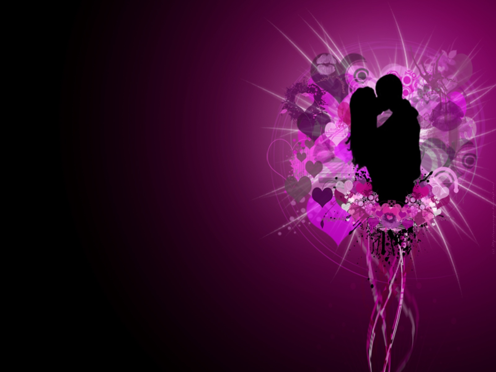 Romantic Wallpapers Kiss HD A27 - Free Romantic Wallpapers, Romantic Couples, Romantic Love Wallpapers, Romantic Kiss Wallpapers, high definition desktop laptop mobile background Pictures images downloads.