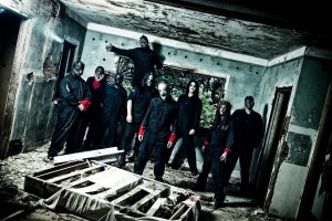 Slipknot Wallpapers HD photoshoot