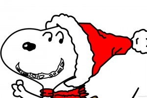 snoopy christmas wallpapers HD