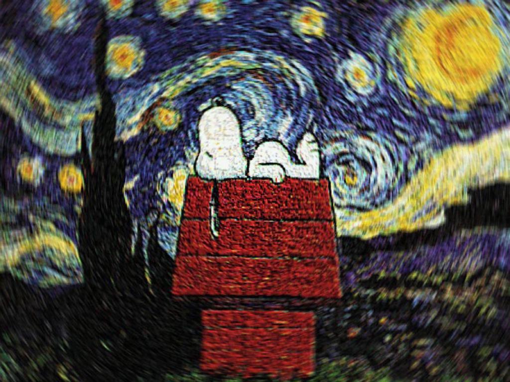 Snoopy Wallpapers HD sleeping