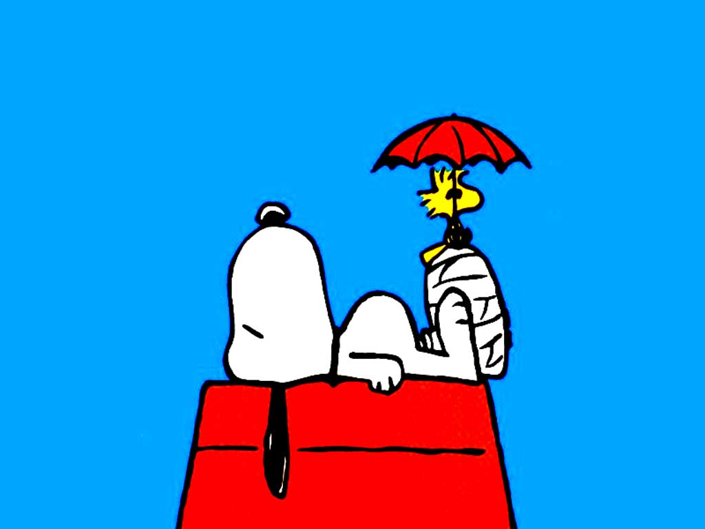 Snoopy Wallpapers HD woodstock