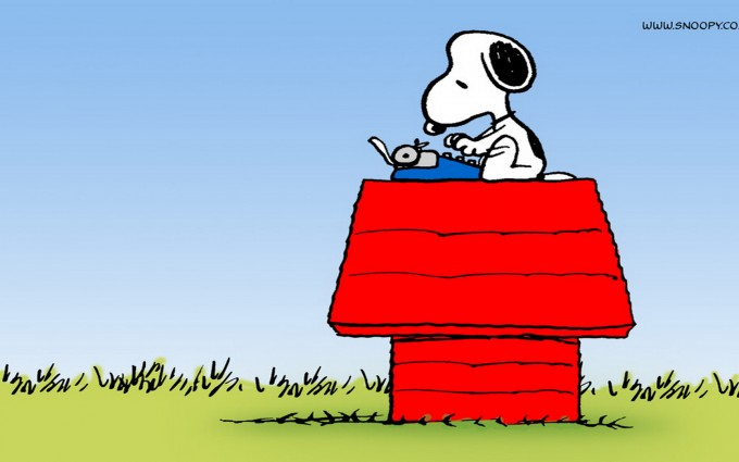 Snoopy Wallpapers HD busy