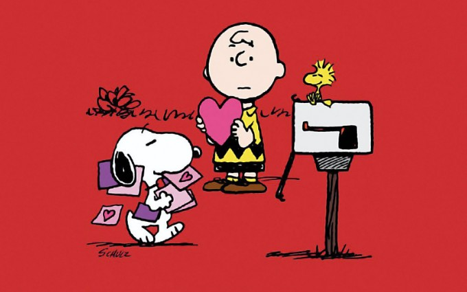 Snoopy Wallpapers HD valentine love 3