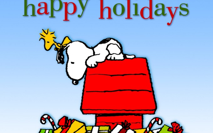Snoopy Wallpapers HD holidays