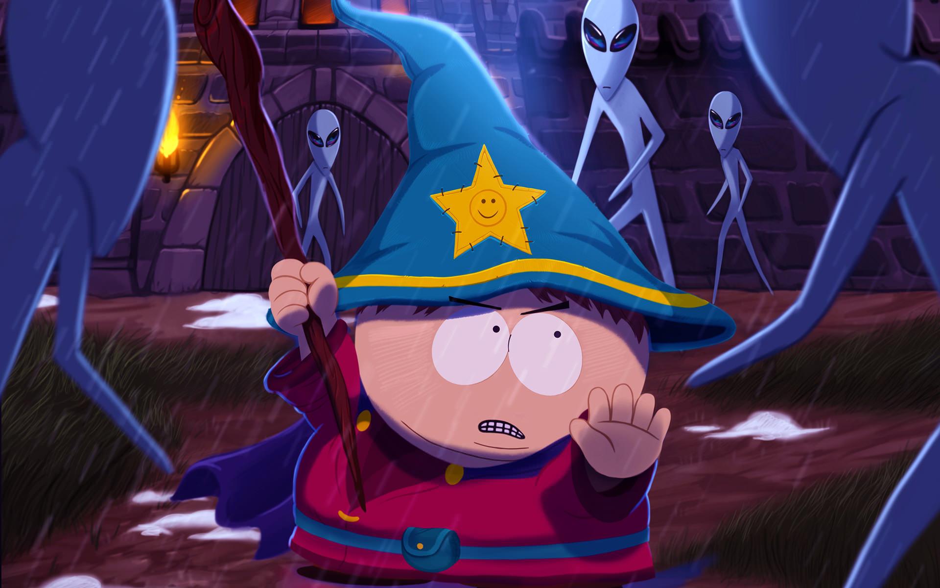 South Park Wallpapers HD purple aliens