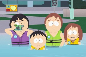 South Park Wallpapers HD swimming pool
