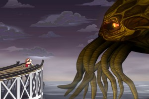 South Park Wallpapers HD 3d octopus
