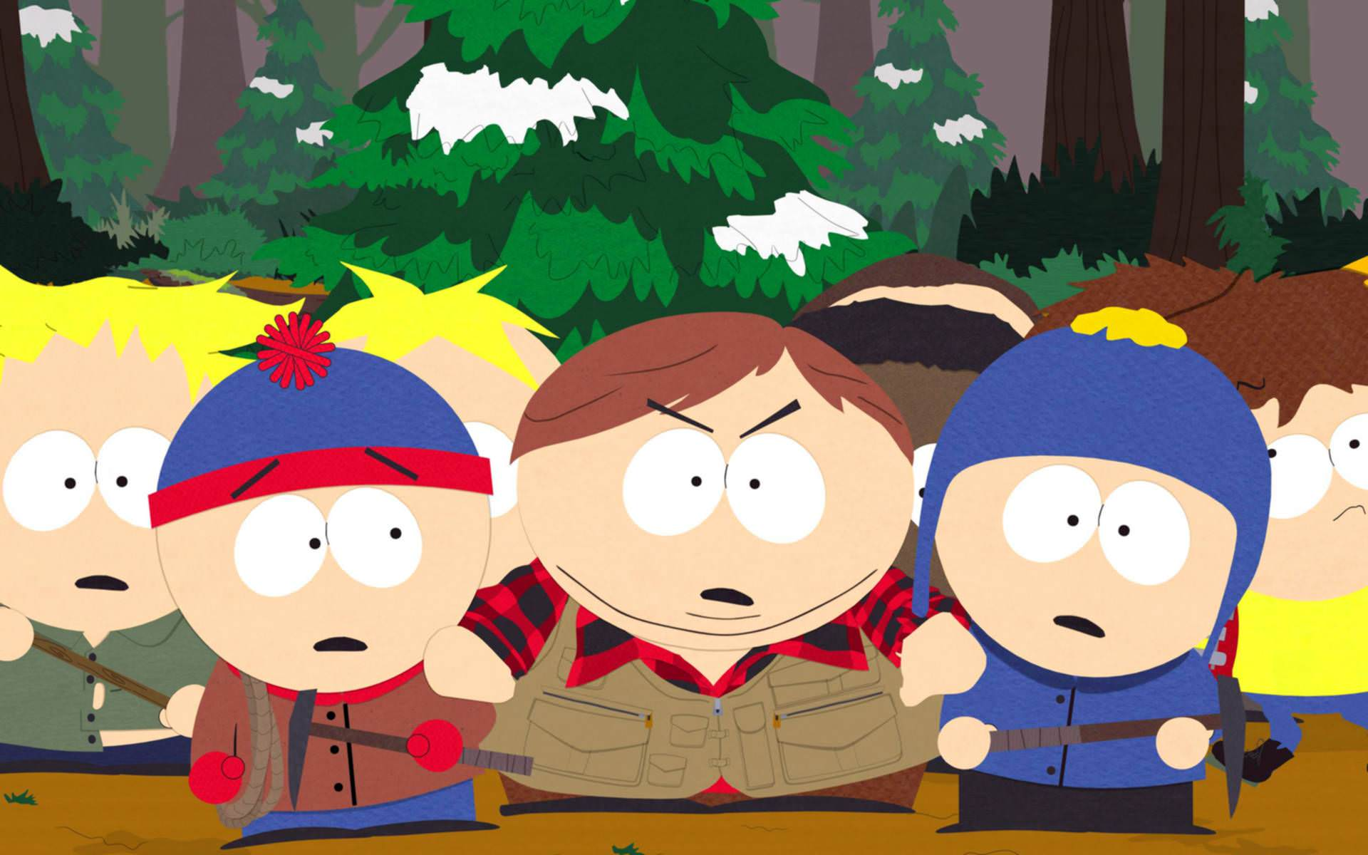South Park Wallpapers HD confused