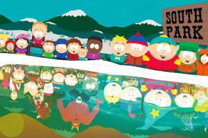 South Park Wallpapers HD mirror reflection