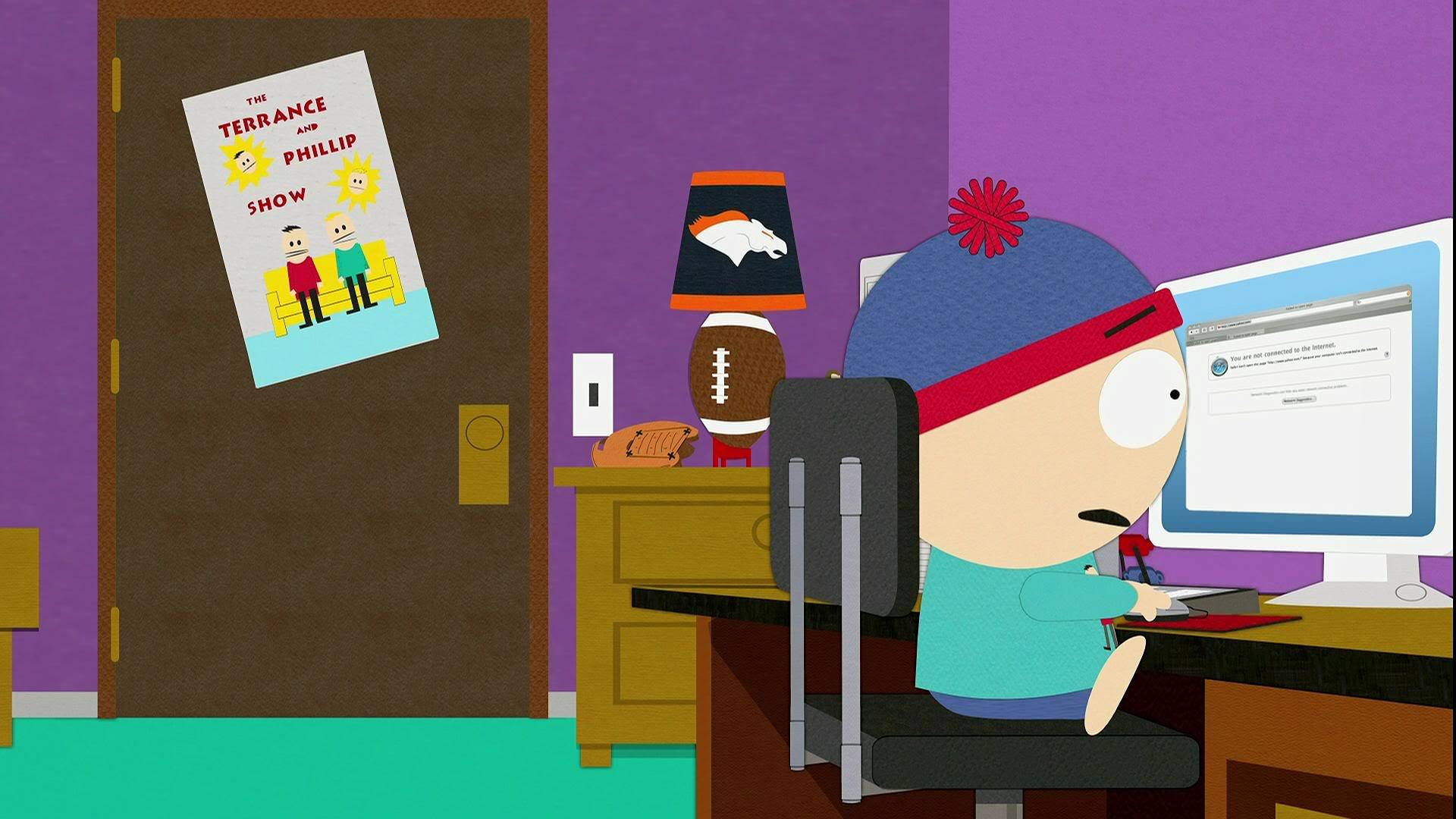 South Park Wallpapers HD computer surfing
