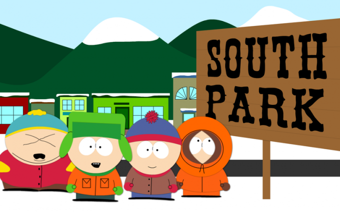 South Park Wallpapers HD green houses