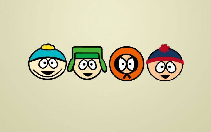 South Park Wallpapers HD white background