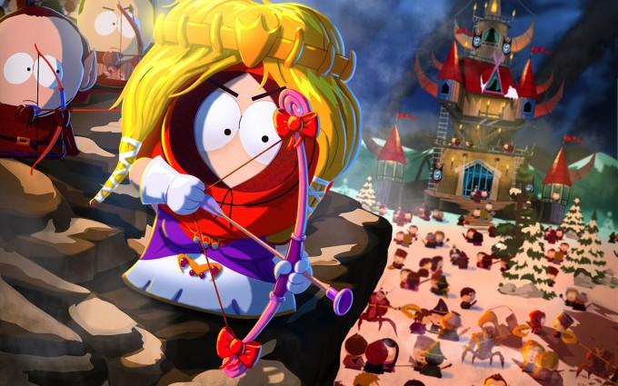 South Park Wallpapers HD war clash