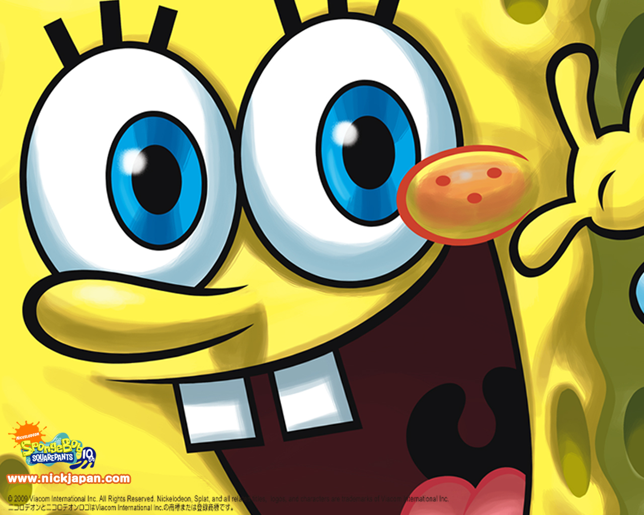 SpongeBob SquarePants wallpapers HD yoyo