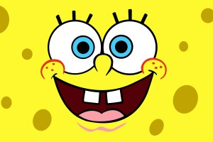 SpongeBob SquarePants wallpapers HD laugh