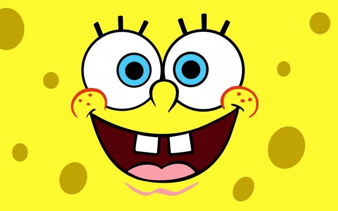 SpongeBob SquarePants wallpapers HD laugh