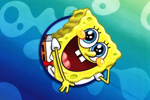 SpongeBob SquarePants wallpapers HD happy