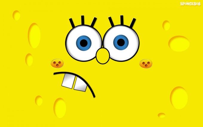 SpongeBob SquarePants wallpapers HD curious