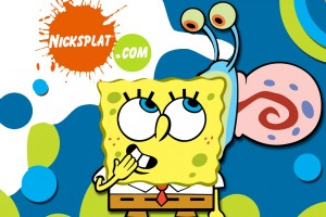 SpongeBob SquarePants wallpapers HD confused