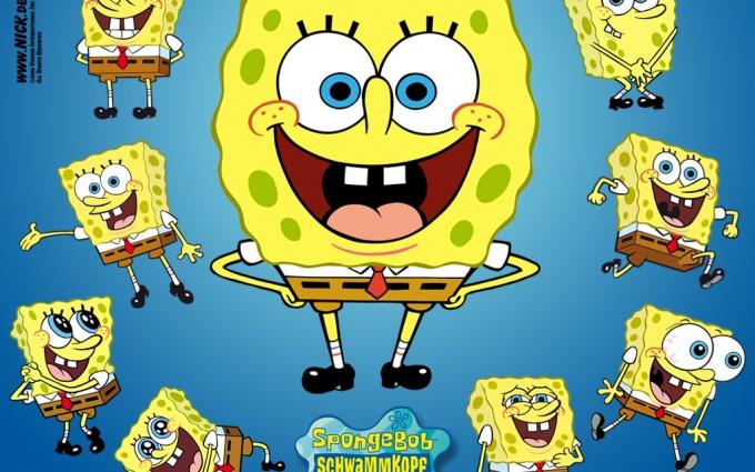 SpongeBob SquarePants wallpapers HD clones