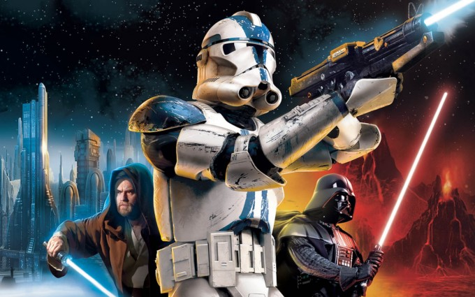Star Wars Wallpapers fight