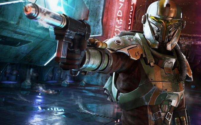Star Wars Wallpapers gun