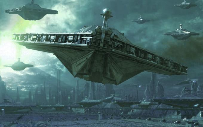 Star Wars Wallpapers spaceship
