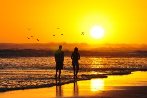 Sunset Wallpapers HD couple