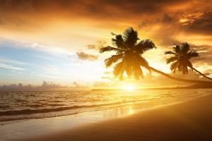 Sunset Wallpapers HD beach romantic