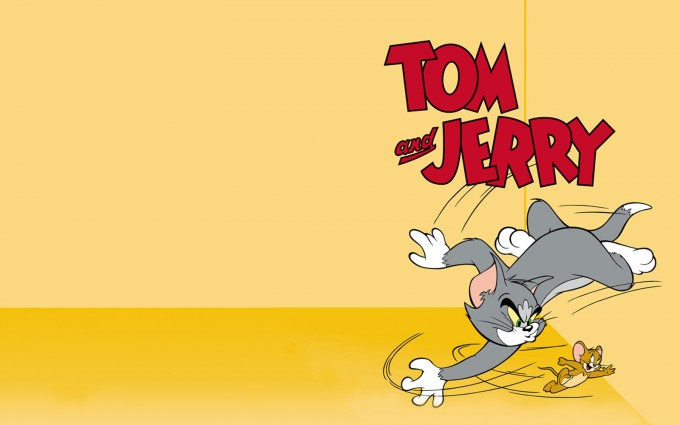 Tom and Jerry Wallpapers chasing angry