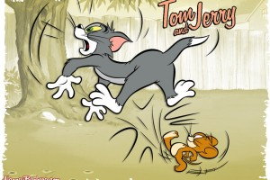 Tom and Jerry Wallpapers A14