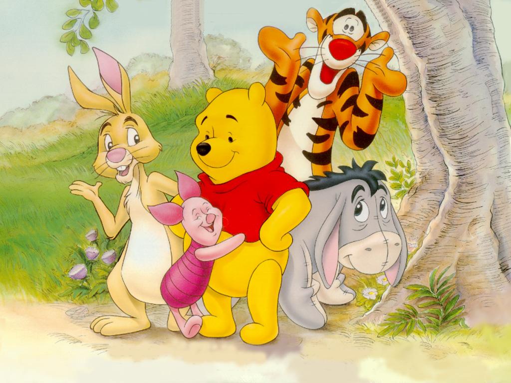 Winnie The Pooh Wallpapers HD love