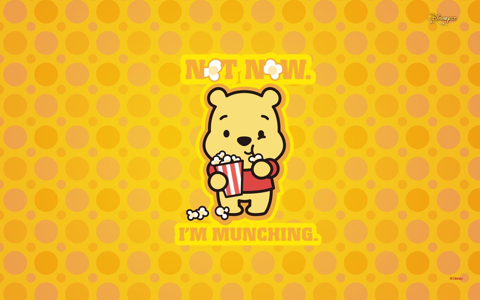 Winnie The Pooh Wallpapers HD popcorn