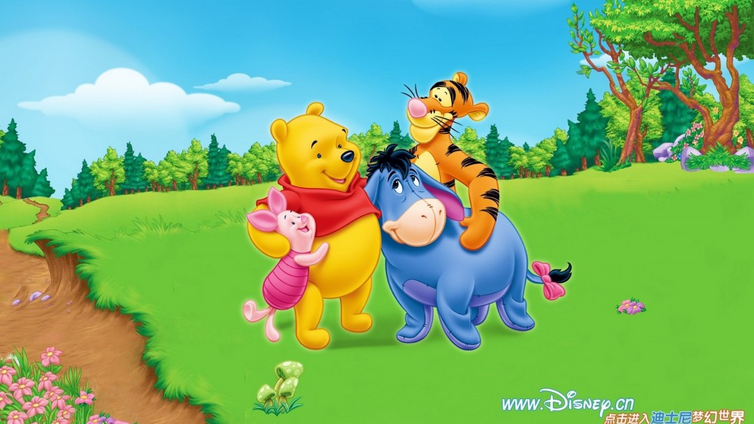 Winnie The Pooh Wallpapers Hd A6 Hd Desktop Wallpapers