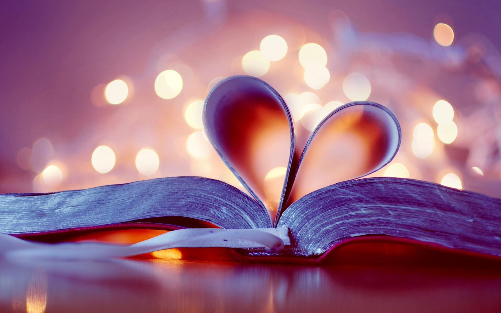 heart wallpapers book