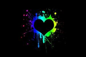 heart wallpapers graffiti
