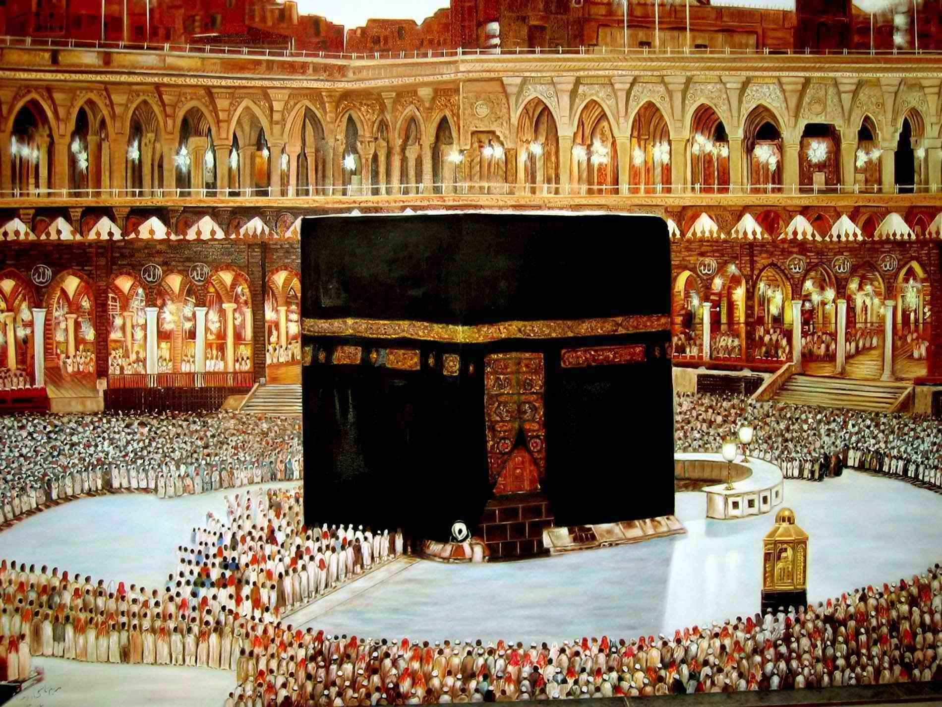 images of islam mecca