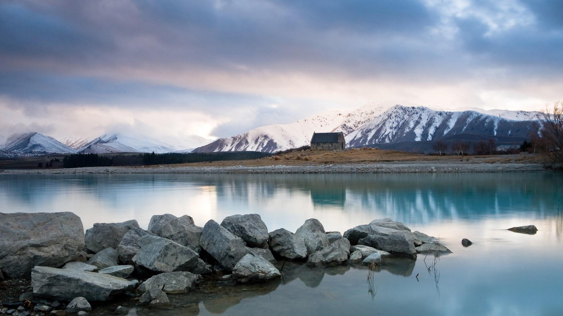 landscape wallpaper winter