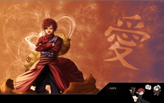 Free A15 Naruto Gara Shippuden HD Desktop background images pictures wallpapers downloads