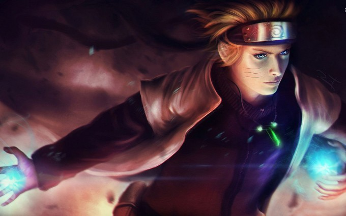 A41 Naruto Uzumaki anime HD Desktop background images pictures wallpapers downloads