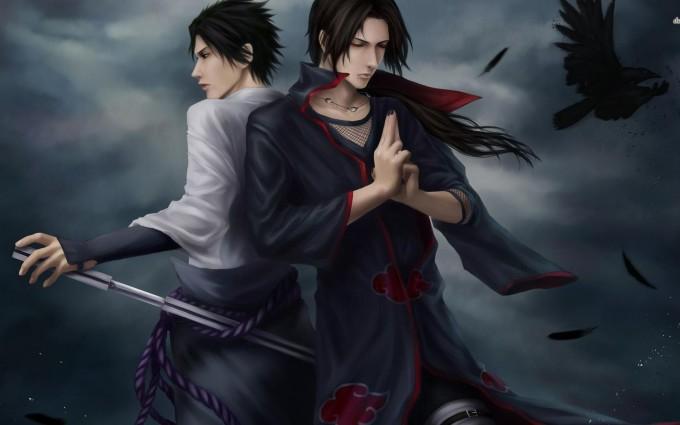 A9 Naruto Uzumaki anime Sasuke Uchiha HD Desktop background wallpapers downloads