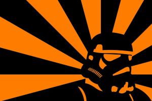 pictures star wars orange