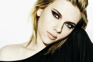scarlett johansson wallpapers HD stylish blonde hair